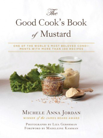 The Good Cook's Book of Mustard cover