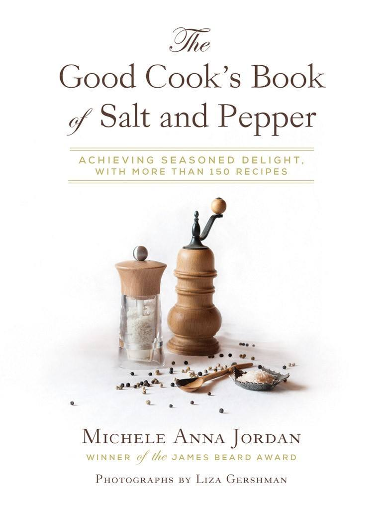 The Good Cook's Book of Salt and Pepper