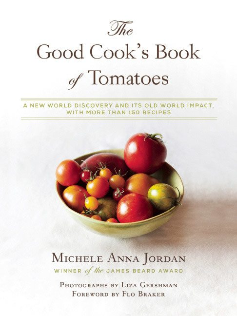 The Good Cook's Book of Tomatoes cover