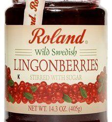 Lingonberry Jam Jar