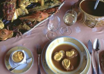 Bouillabaisse in Provence