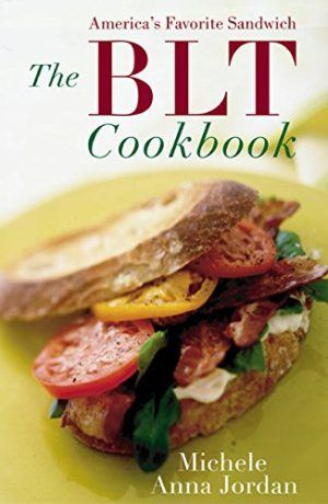 The BLT Cookbook Cover
