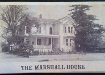 Picture of the Marshall House Sonoma County